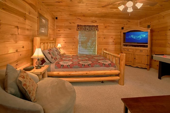 Cabin with 4 bedrooms and Sleeper Sofa - Simply the Smokies