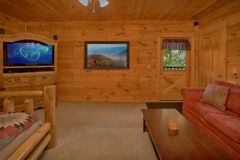 4 Bedroom Cabin with Sleeper Sofa - Simply the Smokies