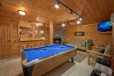 3 Bedroom Cabin with Pool Table