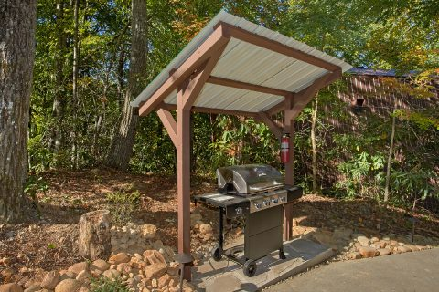 Gatlinburg 3 Bedroom Cabin with Gas Grill - Skiing With The Bears