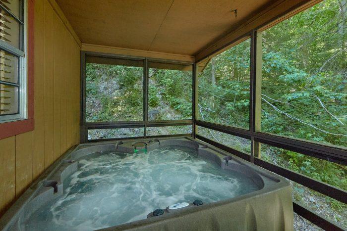 Sleepy Hollow Cabin Rental Photo