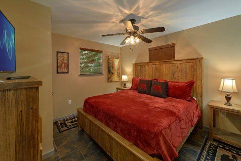 2 Main Floor Bedrooms 2 Bedroom Cabin Sleeps 6 - Sleepy Hollow