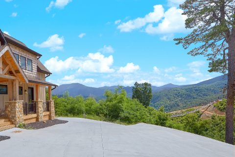 Spectacular Views Gatlinburg Vacation Home - Smokey Mountain High