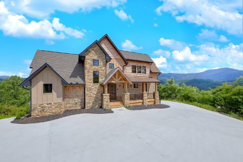 Gatlinburg 4 Bedroom Vacation Home Sleeps 10 - Smokey Mountain High