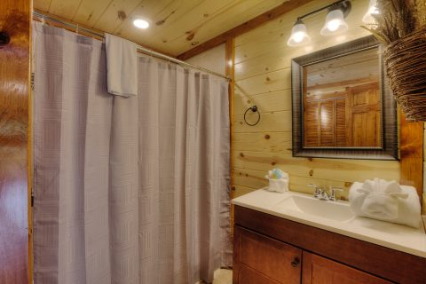 Beautiful 4 Bedroom Cabin Sleeps 12 - Smokey Ridge