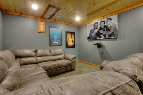 4 Bedroom Theater Room, Game Room Indoor Pool - Smokey Ridge