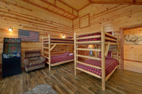 4 Bedroom Smokey Ridge with Indoor Pool - Smokey Ridge