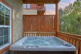 Private Hot Tub 4 bedroom Cabin