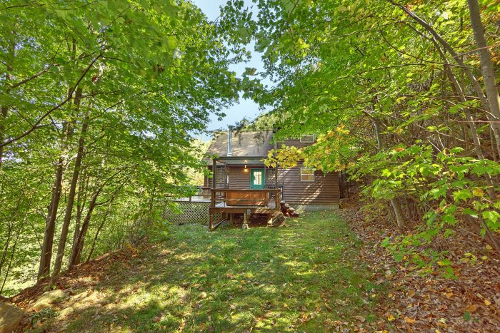 Secluded Cabin with Mountain Views and Hot tub - Smokeys Dream Views