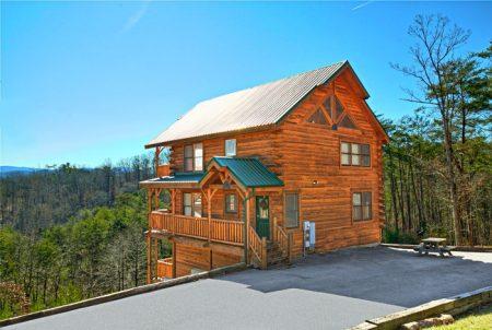 Rare Breed: 3 Bedroom Gatlinburg Cabin Rental