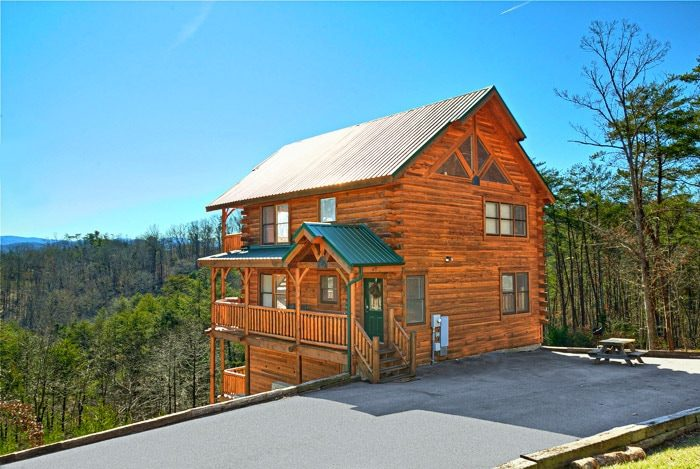 Smokies View Cabin Rental Photo