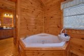 Mater Bedroom with King Bed and Jacuzzi Sleeps 6