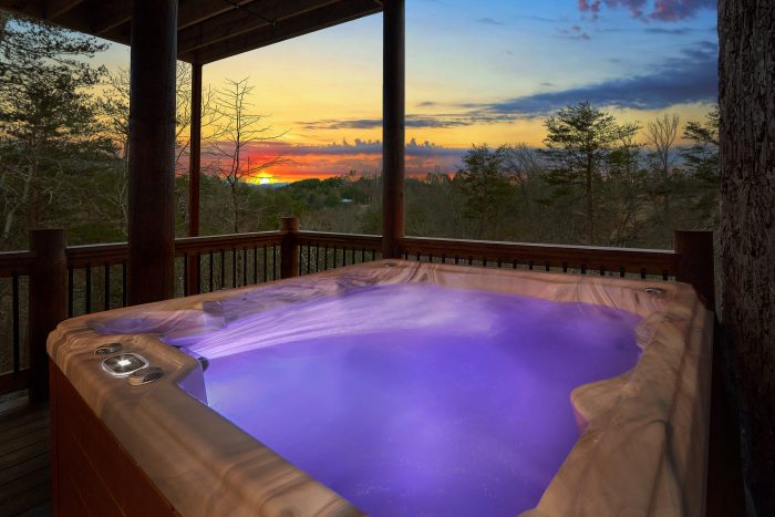 Smoky Mountain Masterpiece Cabin Rental Photo