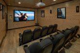 Premium 15 bedroom cabin with Theater Room