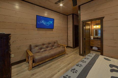 15 Full baths and 2 half baths in luxury rental - Smoky Mountain Masterpiece