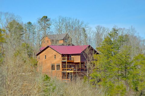 15 bedroom cabin in Hibernation Station resort - Smoky Mountain Masterpiece