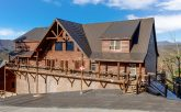 12 Bedroom Luxury cabin in Pigeon Forge Resort