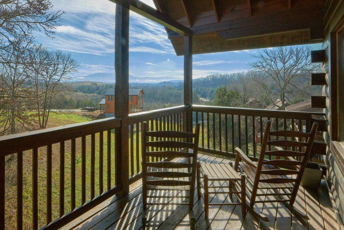 Smoky Mountain Retreat Cabin Rental Photo