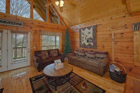 Rainbow Ridge 5 Bedroom 5 Bath Sleeps 16 - Smoky Mountain Retreat