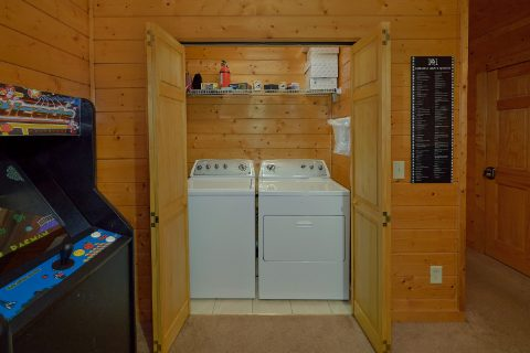 5 Bedroom with Full Washer asn Dryer - Smoky Mountain Retreat