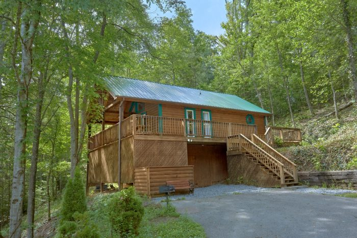 Smoky Mountain Time Cabin Rental Photo