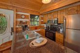 Full Kitchen in 2 bedroom wears valley cabin