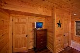 Cabin with King Suite and TV