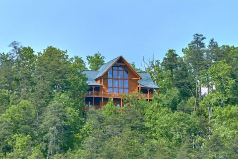 Spacious Premium 5 bedroom cabin rental - Soaring Ridge Lodge
