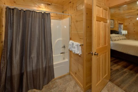 4 bedroom cabin with Private Master Bath - Song of the South