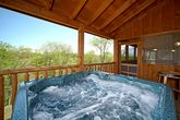 Cabin with Relaxing Hot Tub in the Smokies