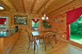 Pigeon Forge Cabin with Spacious Dining Room