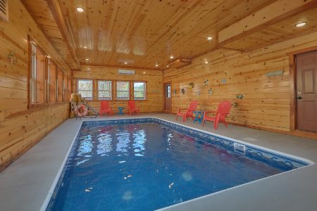 Splashin' With A View: 6 Bedroom Sevierville Cabin Rental