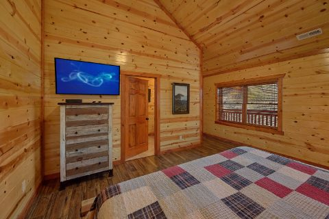 TV's in Every Room 6 Bedroom Cabin Sleeps 20 - Splash Mountain Chalet