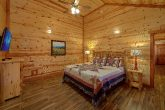 TV's in Every Room 6 Bedroom Cabin Sleeps 20