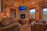 Premium Cabin with Fireplace and Indoor Pool