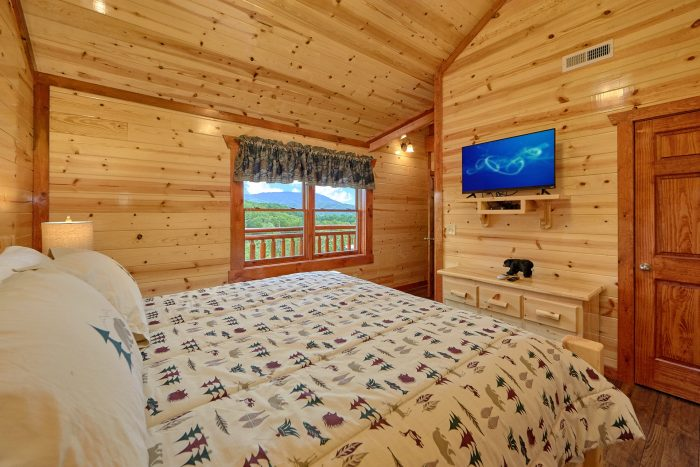 6 Bedroom Cabin with 5 King Suites - Splashin' With A View