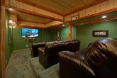6 Bedroom Cabin with a Theater Room