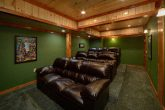 Smoky Mountain Cabin with a Media Room