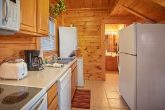 Honeymoon cabin with full kitchen