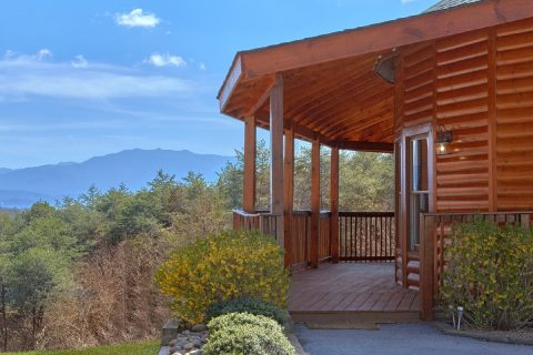 Gorgeous Mountain Views from 3 Bedroom Cabin - Star Gazer