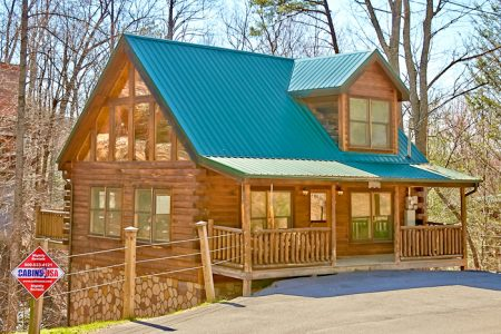 Eastern Retreat: 1 Bedroom Gatlinburg Cabin Rental
