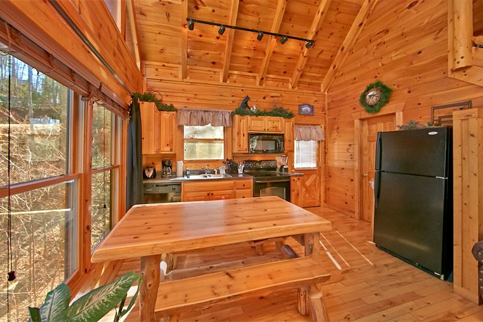 Cabin with full kitchen - Starry Night