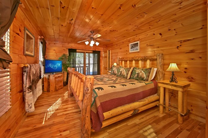 Cabin with King Suite - Starry Night