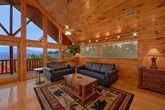 Mountain Views from Cabin King Suite