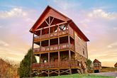 Premium 3 bedroom cabin close to Dollywood
