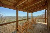 Spectacular Views 3 Bedroom Cabin Sleeps 9