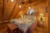 King Bed Open Loft Bedroom
