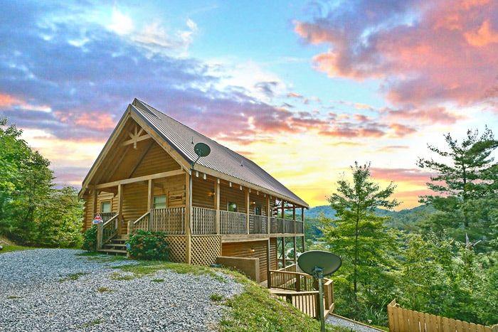 Suite Retreat Cabin Rental Photo