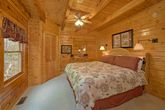 Luxury Cabin with Master bedroom on main level