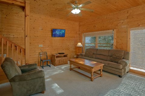 4 bedroom Cabin with sleeper sofa in Den - Suite Retreat